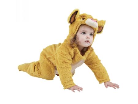 løve fastelavnskostume til baby 450x340 - Populære fastelavnskostumer til baby 2021