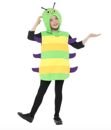 larve fastelavnskostume til børn 385x450 - Sjove fastelavnskostumer til børn