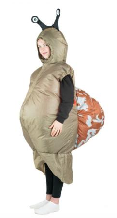 oppusteligt snegle kostume til børn sjove fastelavnskostumer til børn 242x450 - Sjove fastelavnskostumer til børn