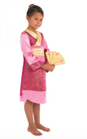 orientalsk prinsesse fastelavnskostume 282x450 - Billige fastelavnskostumer til piger under 200 kr