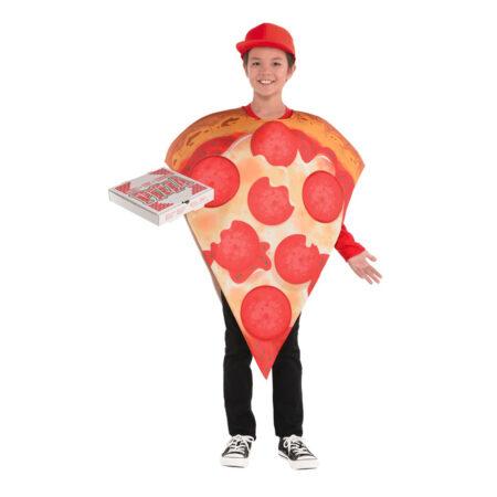pizza slice børnekostume 450x450 - Sjove fastelavnskostumer til børn