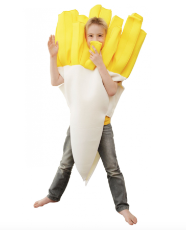 pomfritter kostume til børn sjove fastelavnskostumer til børn 364x450 - Sjove fastelavnskostumer til børn