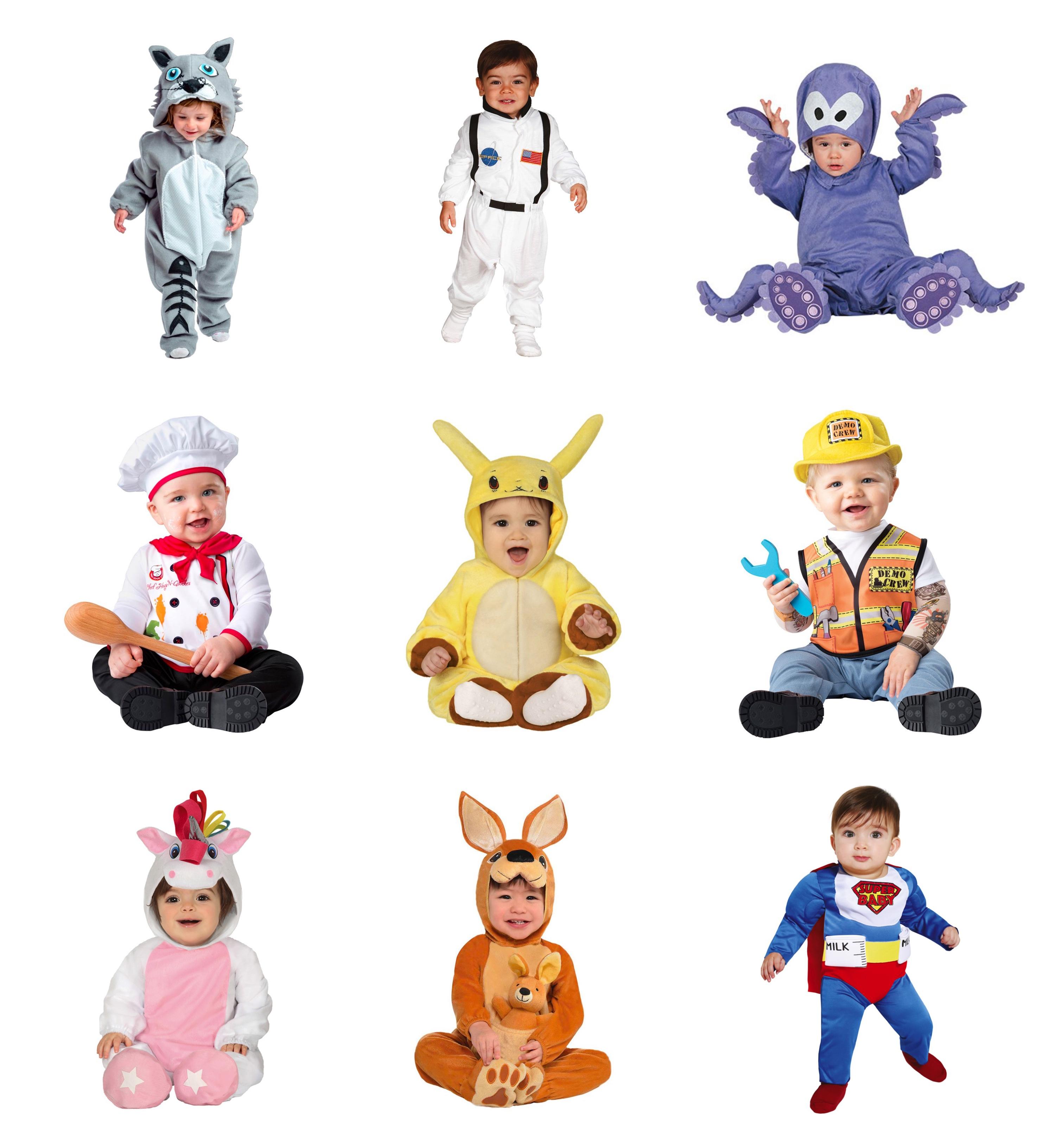 populære fastelavnskostumer til baby 2021 - Populære fastelavnskostumer til baby 2021