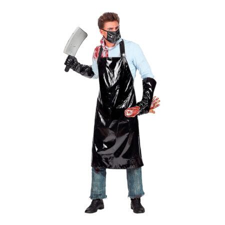 slagter fastelavnskostume 450x450 - Billige fastelavnskostumer til mænd under 200 kroner