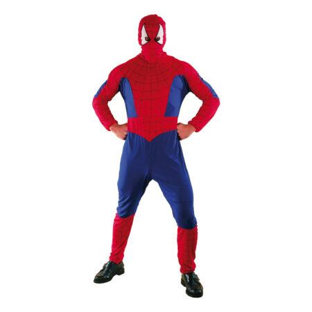 spiderman kostume budget 450x450 - Billige fastelavnskostumer til mænd under 200 kroner