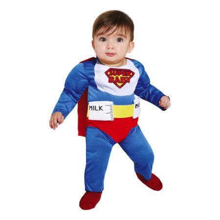 supehelt fastelavnskostume til baby 450x450 - Populære fastelavnskostumer til baby 2021