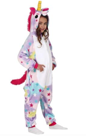 unicorn heldragt til børn 286x450 - Billige fastelavnskostumer til piger under 200 kr