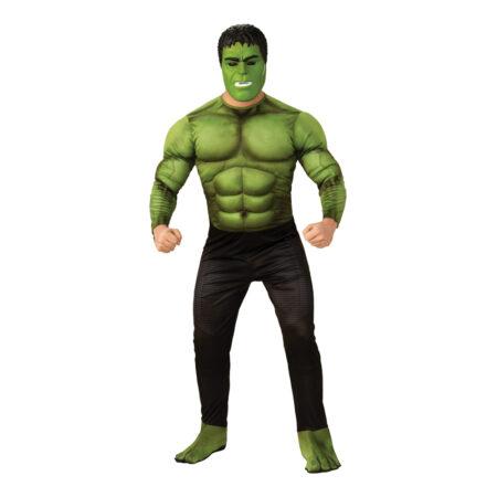 Hulk kostume til voksne superhelte kostume til voksne 450x450 - Grønne kostumer til voksne