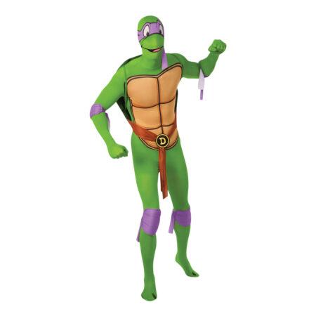 Ninja turtles kostume 450x450 - Grønne kostumer til voksne