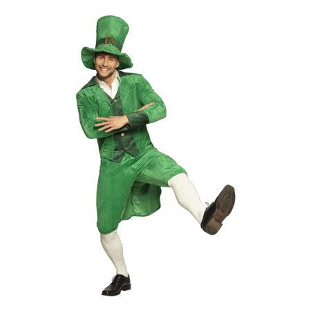 ST. PATRICKS DAY GRØNT KOSTUME 450x450 - Grønne kostumer til voksne