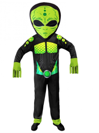 alien børnekostume populære fastelavnskostume til drenge 2021 336x450 - Populære fastelavnskostumer til drenge 2021