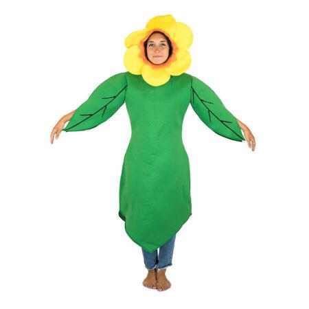 blomst kostume til voksne 450x450 - Grønne kostumer til voksne