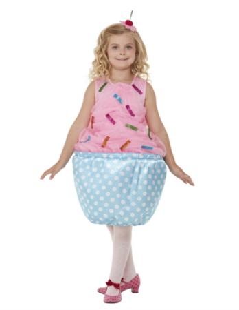 cupcake fastelavnskostume til piger 348x450 - Populære fastelavnskostumer til piger 2021