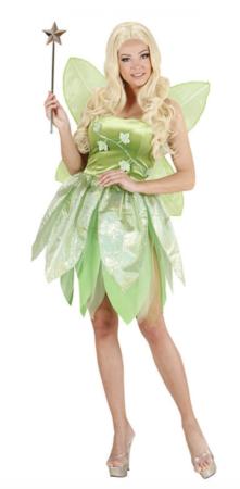 grøn skovfe kostume 221x450 - Grønne kostumer til voksne