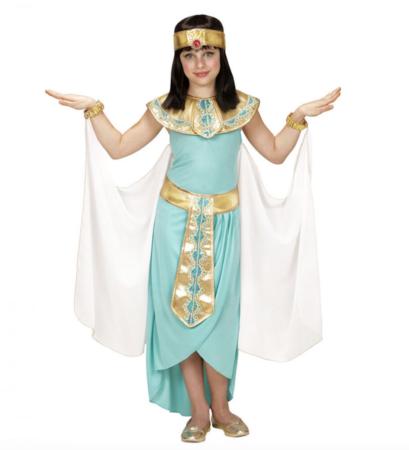 kleopatra fastelavnskostume til børn kostumer til piger 409x450 - Populære fastelavnskostumer til piger 2021