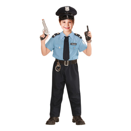 politi fastelavnskostume til drenge 450x450 - Populære fastelavnskostumer til drenge 2021