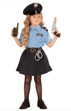 politi fastelavnskostume til piger 2021 289x450 - Populære fastelavnskostumer til piger 2021