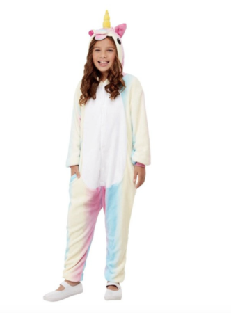 unicorn fastelavnskostume til piger 332x450 - Populære fastelavnskostumer til piger 2021