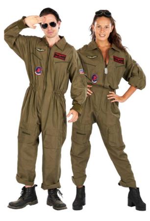 pilot kostume jægerpilot kostume sidste skoledag kostume kedeldragt kostume heldragt kostume