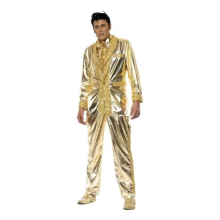 Elvis guld kostumer guld kostumer til voksne 450x450 - Guld kostumer til voksne