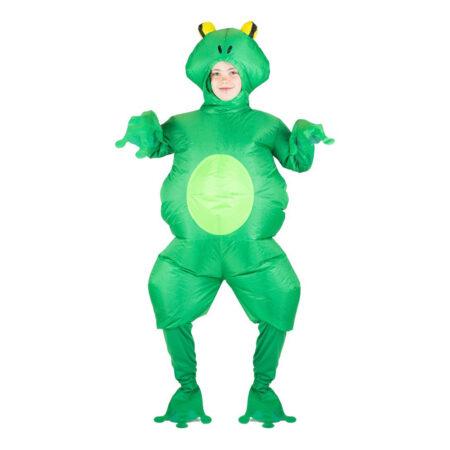 Frø kostume til børn grønne børnekostumer 450x450 - Grønne kostumer til børn