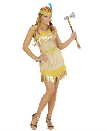 Guld indianer kostume til kvinder guld kostumer til voksne 369x450 - Guld kostumer til voksne