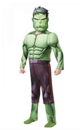 Hulk børnekostume grønne kostumer 278x450 - Grønne kostumer til børn