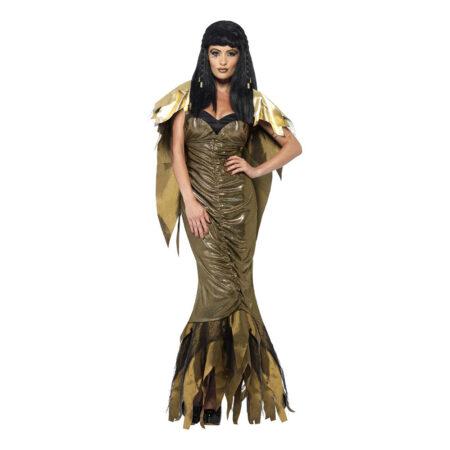 Kleopatra guld kostume til voksne 450x450 - Guld kostumer til voksne