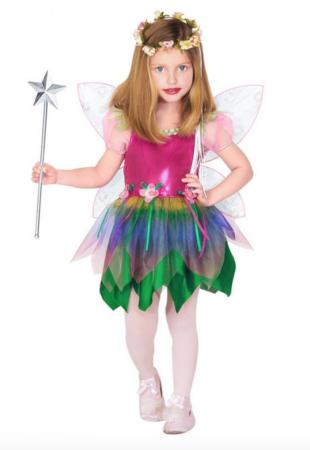Regnbue fe kostume til børn 310x450 - Regnbue kostumer til børn