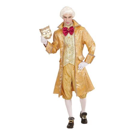 Venetiansk adelsmand kostume guld kostumer til voksne 450x450 - Guld kostumer til voksne