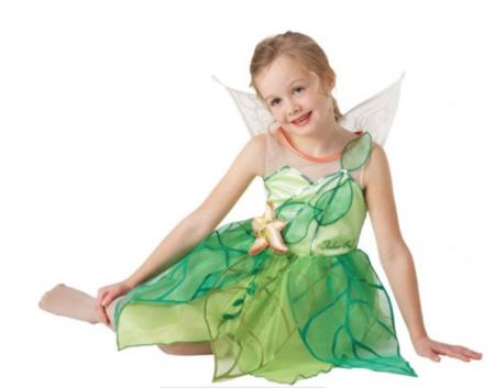 klokkeblomst kostume til børn 450x353 - Grønne kostumer til børn