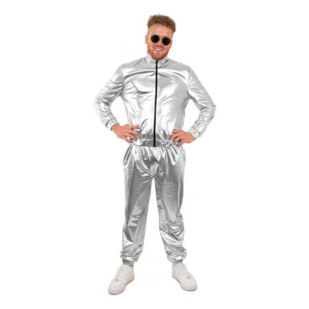 sølv træningssæt 450x450 - Sølv kostumer til voksne