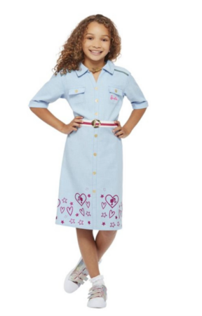 Barbie Dreamhouse Adventures Børnekostume 288x450 - Barbie kostume til børn
