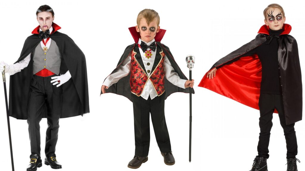 Dracula kostumer til børn halloween kostumer til børn 1024x576 - Halloween kostumer til børn 2021 - drenge og piger