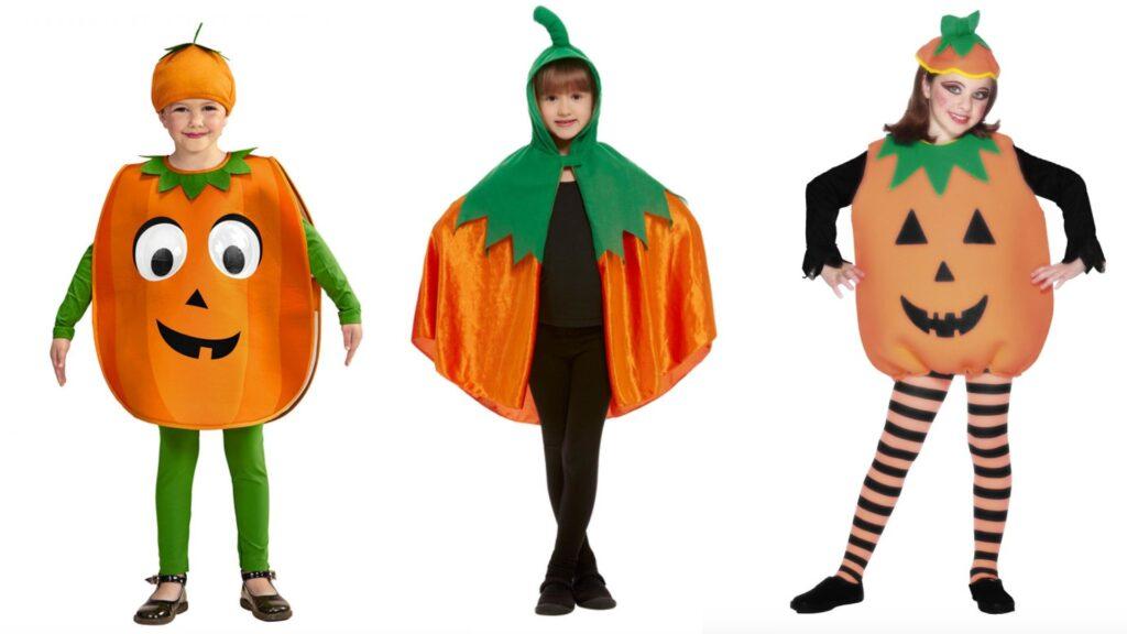 Græskar kostumer til børn halloween kostumer til børn 1024x576 - Halloween kostumer til børn 2021 - drenge og piger