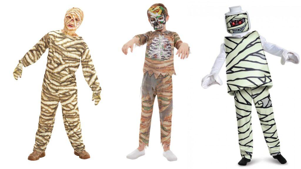 Mumie kostumer til børn halloween kostumer til børn 1024x576 - Halloween kostumer til børn 2021 - drenge og piger