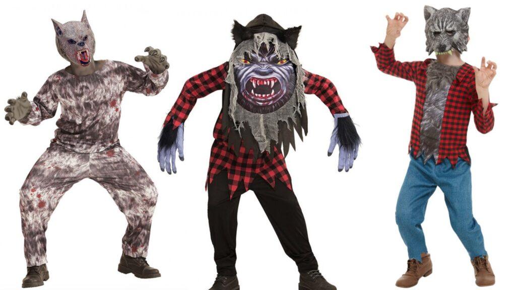 Varulv kostumer til børn halloween børnekostumer 1024x576 - Halloween kostumer til børn 2021 - drenge og piger